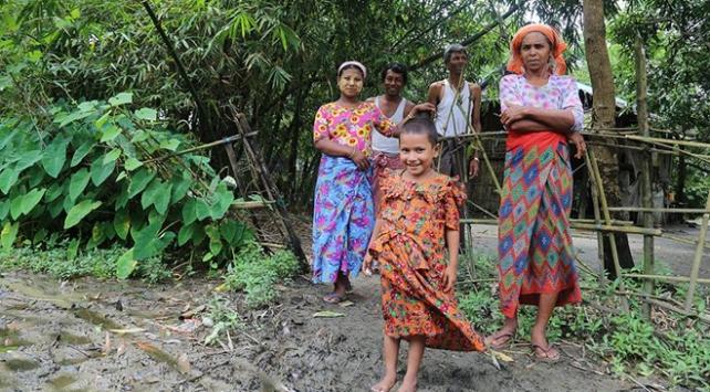 Arakanlı Müslümanlar Myanmara geri dönmek istemiyor