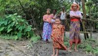 Arakanlı Müslümanlar Myanmar'a geri dönmek istemiyor