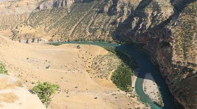 Türkiyenin 45inci milli parkı Botan Vadisi