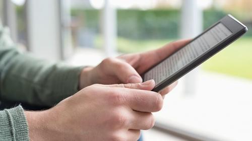 Elektronik kitapların ışığı sağlığa zararlı