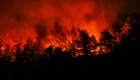 Meteorolojiden Muğla için orman yangını uyarısı