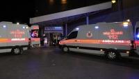 Römorkunda yolcu taşıyan traktör devrildi: 1 ölü, 8 yaralı