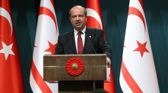 KKTC Başbakanı Tatar: Türkiyenin yaptığı fedakarlıklar bize güç vermektedir