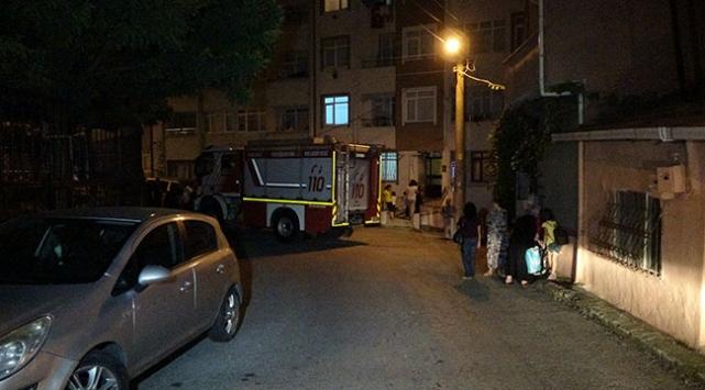 Kocaelide çökme tehlikesi bulunan 2 bina tahliye edildi