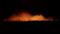 Brezilya'nın Amazonlar'daki yangınla mücadele için kaynağı yok