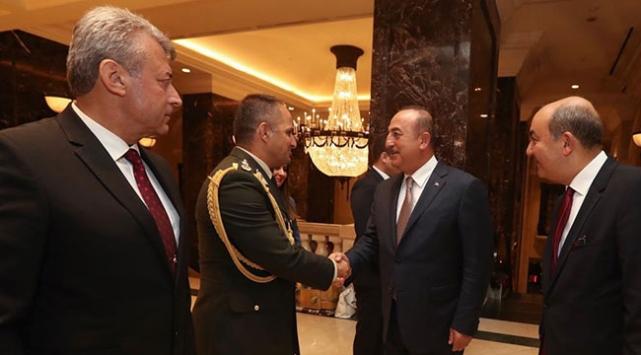 Dışişleri Bakanı Mevlüt Çavuşoğlu Lübnanda