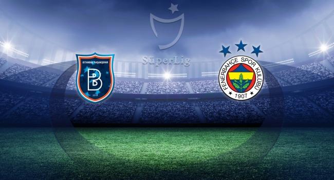 Medipol Başakşehir, Fenerbahçeyi konuk ediyor