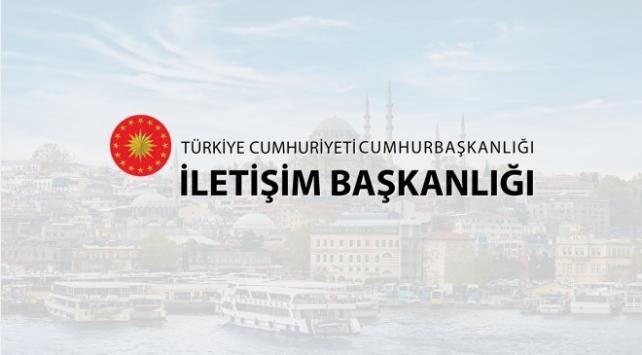 """İletişim Başkanlığından """"İkinci Vatan: Türkiye"""" belgeseli paylaşımı"""