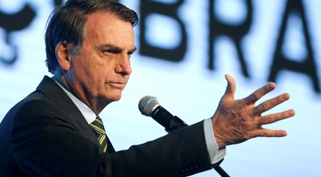 Macron ve Bolsonaro arasında Amazonlardaki yangın gerginliği