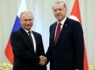 Cumhurbaşkanı Erdoğan ile Putin Suriye ve Libya'daki gelişmeleri görüştü