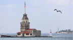İstanbulun simgelerinden Kız Kulesi