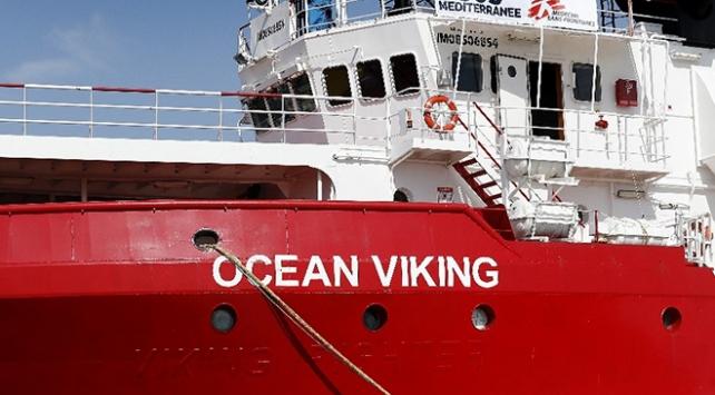 6 AB ülkesi Ocean Vikingdeki göçmenleri alacak