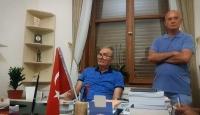 Deniz Baykal: Suriye krizinin çözümünde herkesin harekete geçmesi lazım