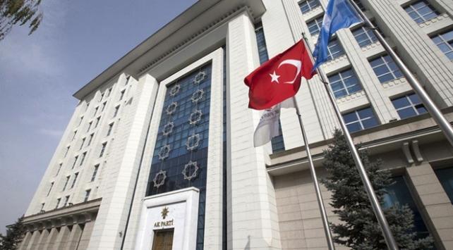 AK Parti 7. Olağan Kongre süreci 7 Ekimde başlayacak