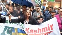 """İsveç'te """"Hindistan"""" protestosu"""