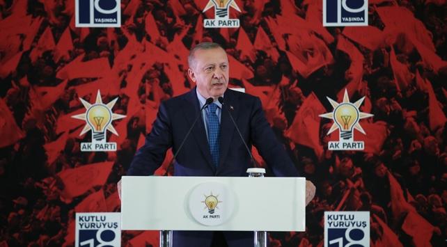 Cumhurbaşkanı Erdoğan: Milletimizin bekası için bedel ödemekten çekinmeyiz