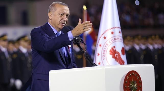 Cumhurbaşkanı Erdoğan: Milletin parasını Kandile gönderenlere seyirci kalmayacağız
