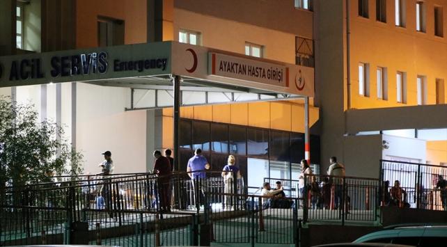 İzmirde gıda zehirlenmesi: 30 kişi hastanelik oldu