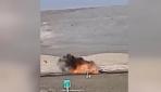 Şilide akaryakıt tankerinin karıştığı kazada patlama: 2 ölü