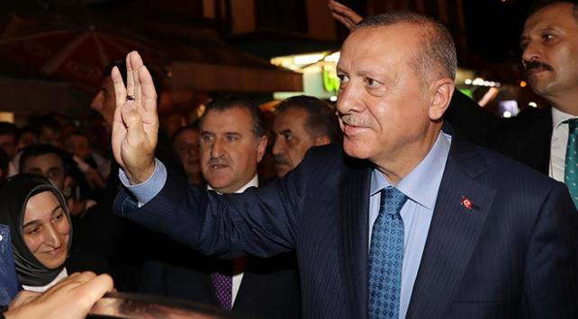 Cumhurbaşkanı Erdoğan: Niyeti bozuk olanların akıbeti hayır olmayacaktır