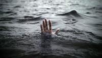 Seyhan Gölü'ne giren bir kişi boğuldu