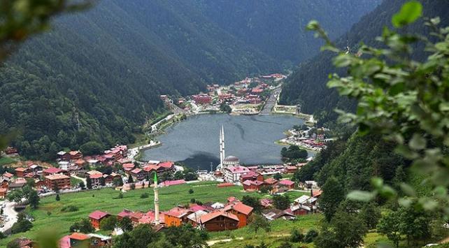 Trabzon'da konaklayan turist sayısında artış