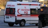 Diyarbakır'da zırhlı araç devrildi: 1 polis şehit, 5 polis yaralı