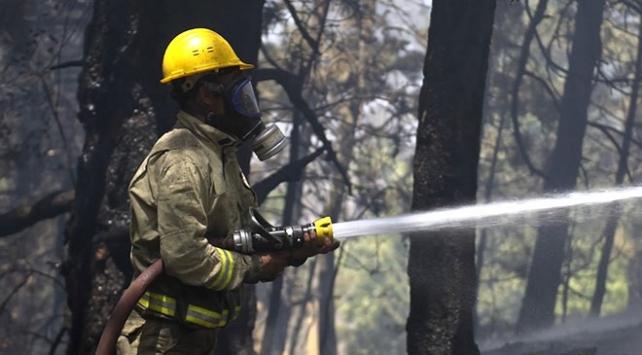 2019da 3 bin 192 hektar orman yandı