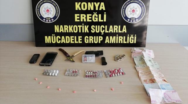Konyada 28 suçtan aranan hükümlü yakalandı