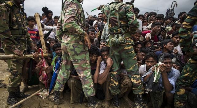 """ABDden """"Myanmar ordusu hak ihlallerini sürdürüyor"""" uyarısı"""