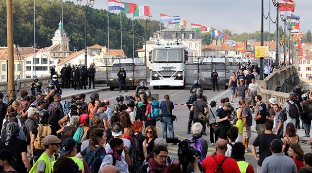 G7 Zirvesi kapsamında 68 gözaltı