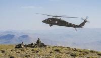 Hakkari Şemdinli kırsalında 8 terörist etkisiz hale getirildi