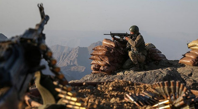 Siirt ve Tuncelide terör operasyonları: 2 terörist etkisiz hale getirildi