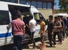 Adana'da 76 düzensiz göçmen yakalandı