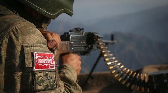 Irakın kuzeyinde 3 asker şehit oldu