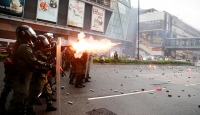 Hong Kong'da protestolar sürüyor