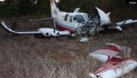 İspanya'da helikopterle uçak çarpıştı: 5 ölü