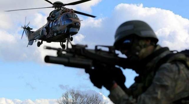 Pençe-3 Harekatında 6 terörist etkisiz hale getirildi