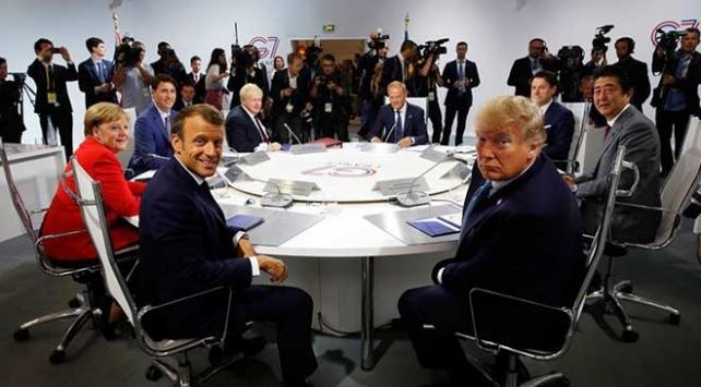 Trumptan İrana: Ülkeler kendi aralarında konuşmak isterse konuşur