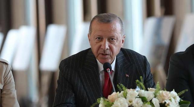 Cumhurbaşkanı Erdoğandan Malazgirte davet