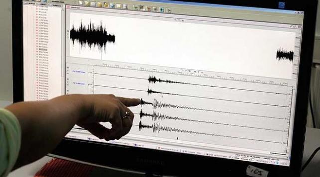 Ankarada 3,5 büyüklüğünde deprem