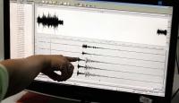 Ankara'da 3,5 büyüklüğünde deprem