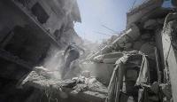 İdlib'de Esed Rejimi ve Rusya saldırısı: 9 ölü