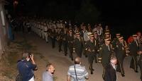 Büyük Taarruz'un 97. yıl dönümü dolayısıyla 'Zafer yürüyüşü' gerçekleştirildi