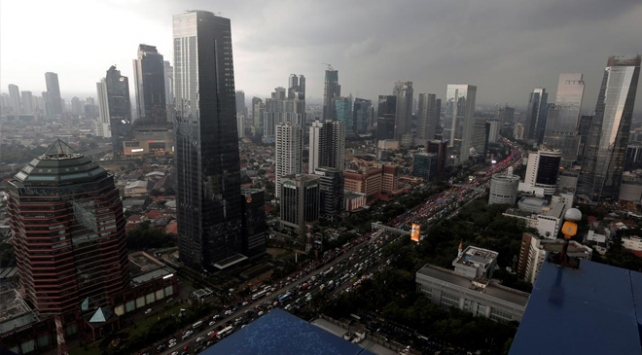 Endonezyanın başkenti Cakartanın taşınacağı yer belli oldu