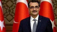 Bakan Dönmez: Doğu Akdeniz'deki haklı davamızdan geri dönmeyeceğiz