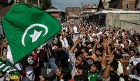 Keşmirli lider Gilani'den Cammu Keşmir'de direnişi sürdürme çağrısı