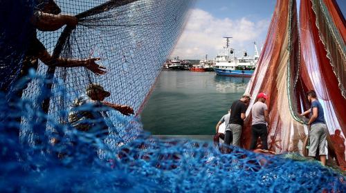 Denizlerde 'Vira bismillah' heyecanı