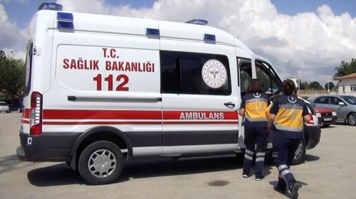 Akıllı ambulans uygulaması Kırıkkale'de hayata geçirildi