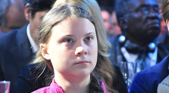 "İklim aktivisti Thunbergten Trumpa ""bilime kulak ver"" çağrısı"